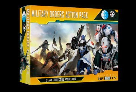 Military Orders Action Pack Box