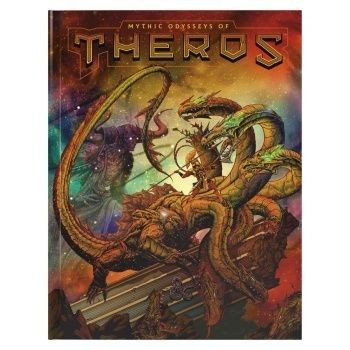 D&D RPG - D&D Mythic Odysseys of Theros Limited Edition Alternate Cover - EN