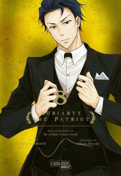 Moriarty - The Patriot 08