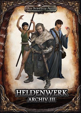 DSA5: Heldenwerk-Archiv III