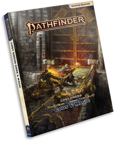 Pathfinder 2. Ed: Lost Omens Gods & Magic