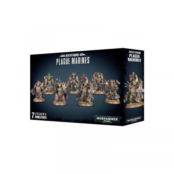 Death Guard Plague Marines (43-55)