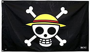 One Piece Flagge Skull - Luffy 70cm x 120cm