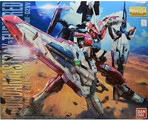 Gundam Seed: MG - MBF-02VV Gundam Astray Turn Red - 1:100 Model Kit