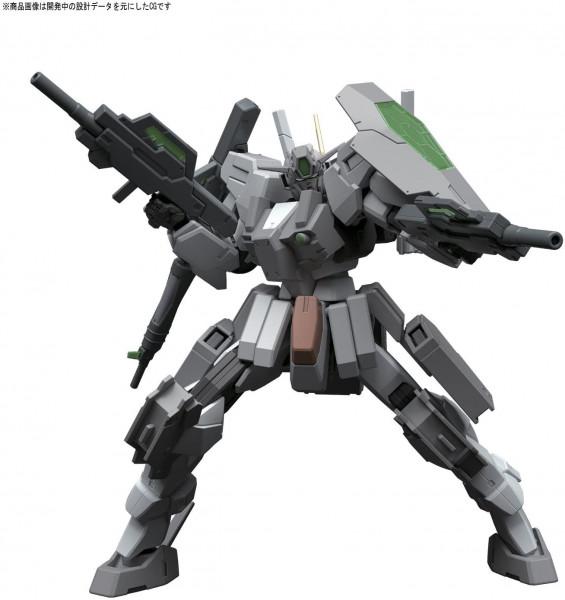 Gundam: High Grade - Cherudim Gundam Saga Type. GBF 1:144 Model