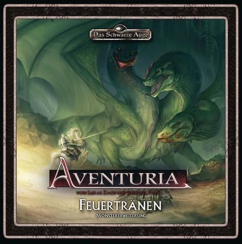 Aventuria - Monstererweiterung Feuertränen