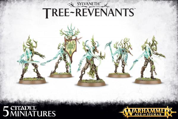Sylvaneth Tree-Revenants (92-14)