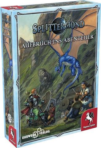 Splittermond: Aufbruch ins Abenteuer (Box) DE