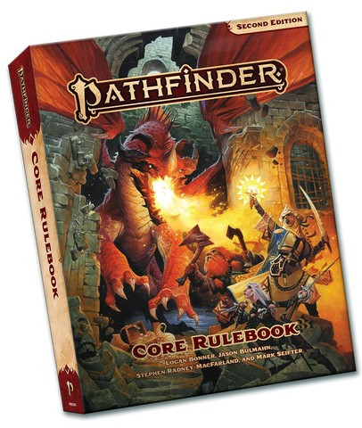 Pathfinder Core Rulebook - Pocket Edition