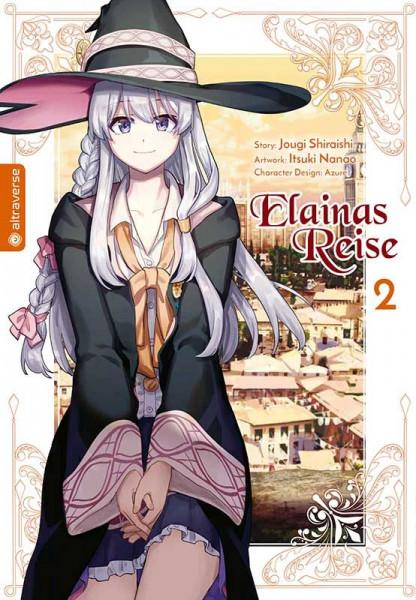 Elainas Reise # 02