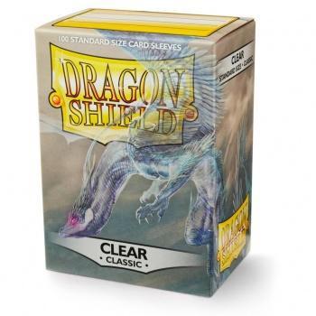 Dragon Shield Card Sleeves Clear (100)