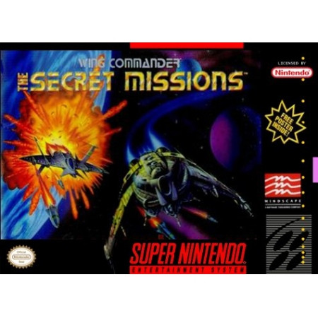 Wing Commander: The Secret Missions MODUL
