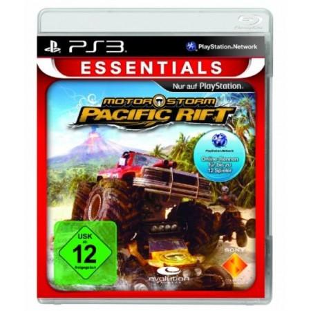 MotorStorm: Pacific Rift - Essentials