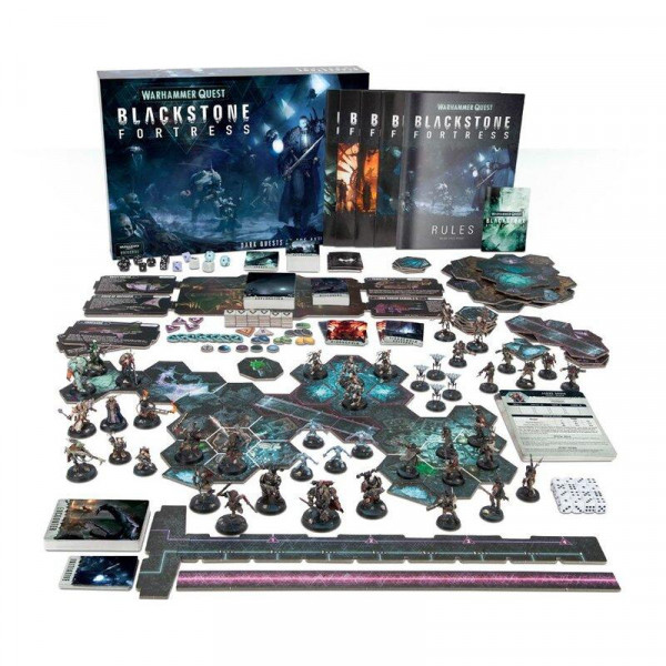 Warhammer Quest: Blackstone Fortress Eng (BF-01-60)