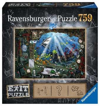 Puzzle Exit 4: Im U-Boot