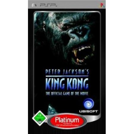 King Kong - Peter Jackson - Platinum