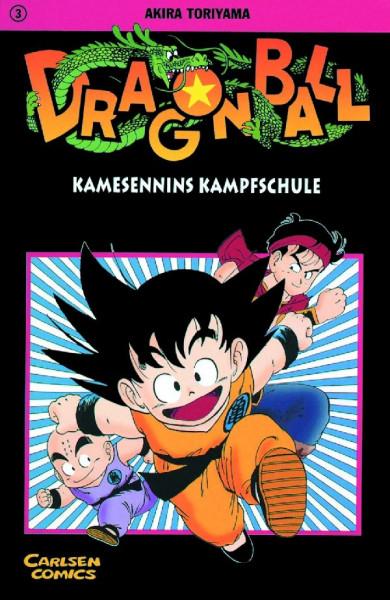 Dragon Ball 03 - Kamesennins Kampfschule