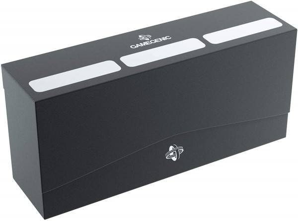 Triple Deck Holder 240+ Black