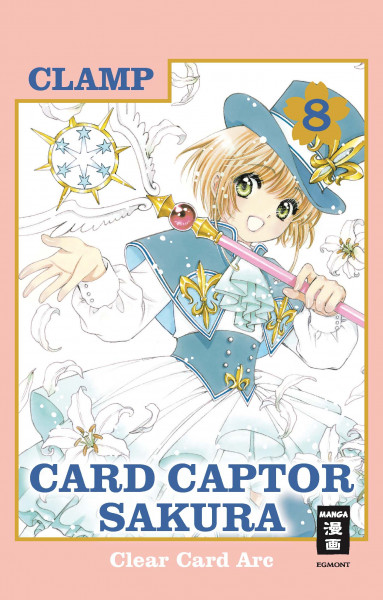 Card Captor Sakura - Clear Card Arc 08