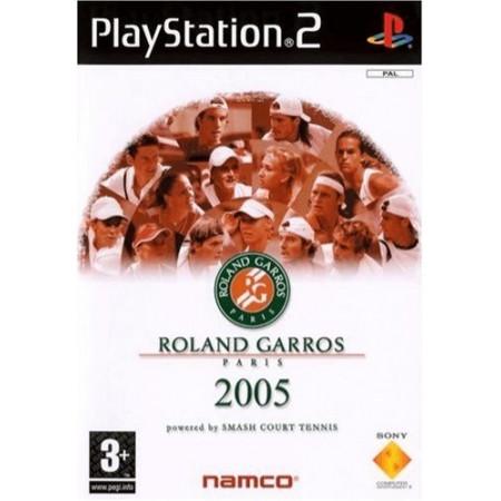 Roland Garros 2005: Powered by Smash Court Tennis (OA)
