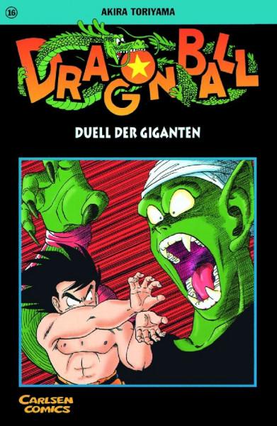 Dragon Ball 16 - Duell der Giganten