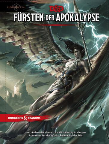 D&D RPG - Fürsten der Apokalypse
