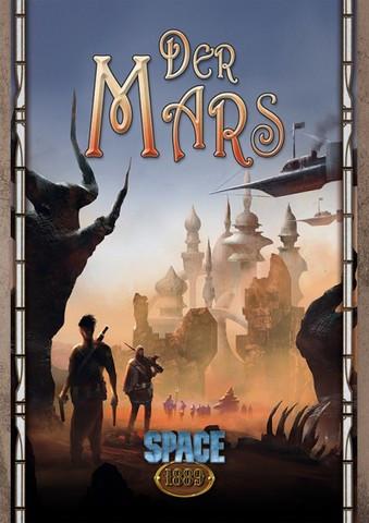 SPACE 1889 - Der Mars