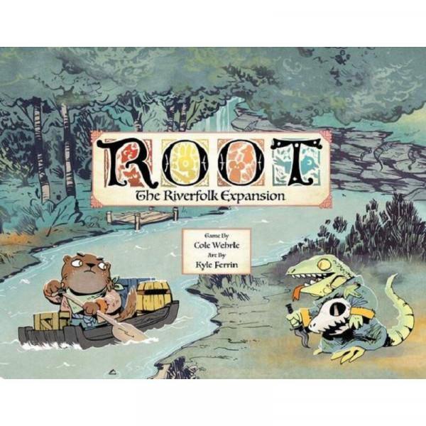 Root - Die Flussvolk Erweiterung dt.