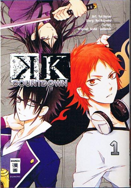 K - Countdown 01