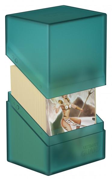 Boulder & Trade Deck Case 80+ Standardgröße Malachit