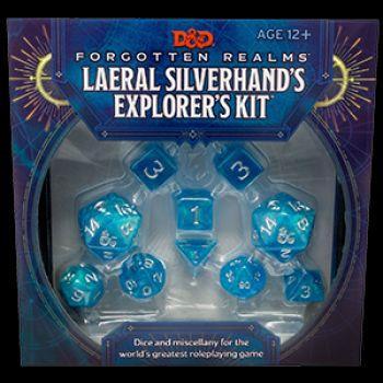 D&D RPG - Forgotten Realms: Laeral Silverhands Explorers Kit