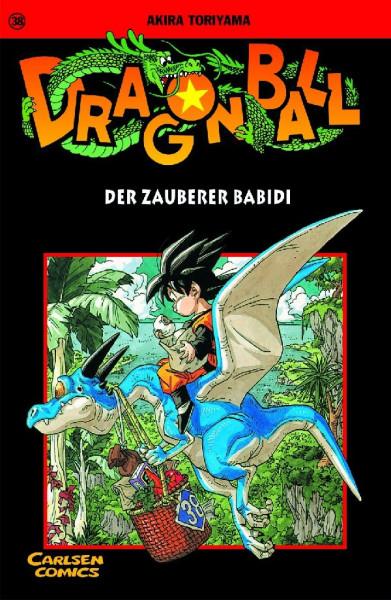 Dragon Ball 38 - Der Zauberer Babidi