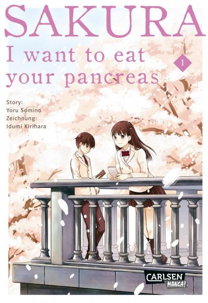 Sakura: I want to eat your pancreas 01