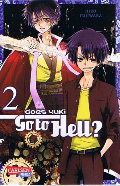 Does Yuki got to hell? 02