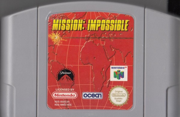 Mission Impossible - MODUL