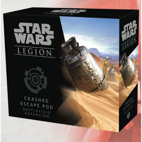 SW Legion: Abgestürzte Rettungskapsel dt/it