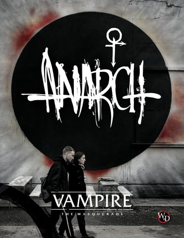 Vampire: The Masquerade 5th Edition: Anarch Book engl.