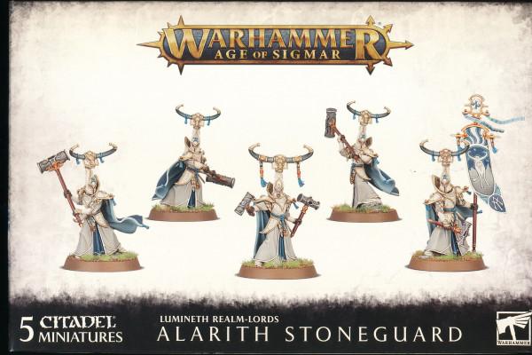 Lumineth Realm-Lords: Alarith Stoneguard (87-54)