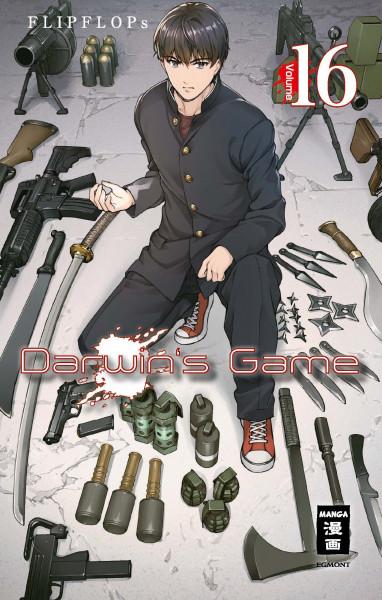 Darwin`s Game 16