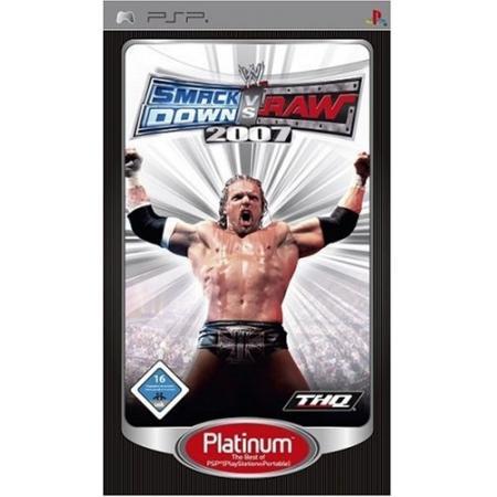 WWE Smackdown vs. Raw 2007 - Platinum