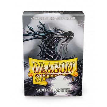 Dragon Shield Small Card Sleeves Matte Slate (60)
