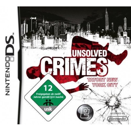 Unsolved Crimes: Tatort New York City