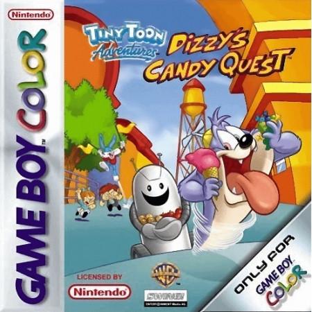 Tiny Toon Adventures: Dizzys Candy Quest - MODUL