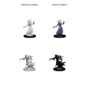 Dungeons & Dragons Nolzur`s Marvelous Unpainted Miniatures: W3 Wraith & Specter