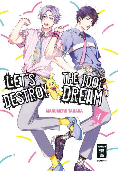 Let?s Destroy the Idol Dream 04