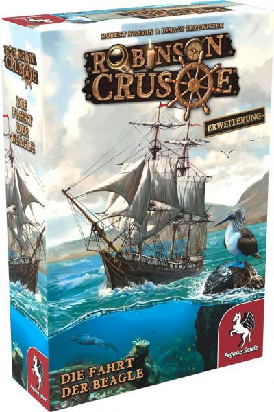 Robinson Crusoe - Die Fahrt der Beagle