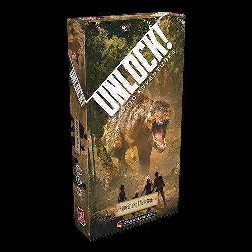 Unlock! - Expedition: Challanger
