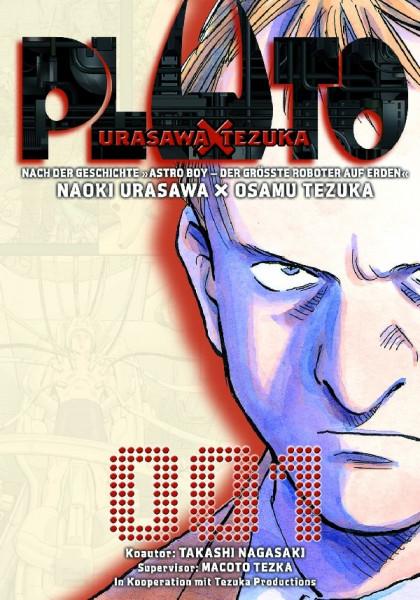Pluto: Urasawa X Tezuka 01