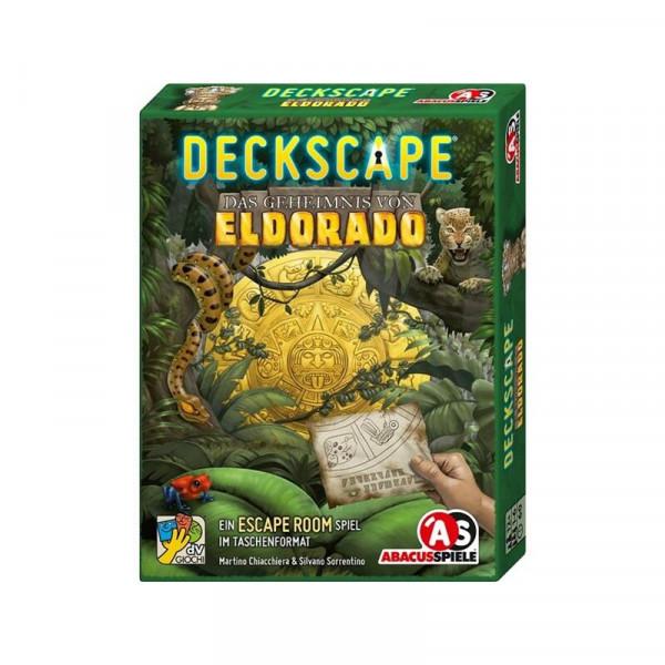 Deckscape - Das Geheimnis Eldorado