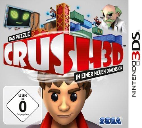 Crush 3D (Nintendo 3DS, gebraucht) **